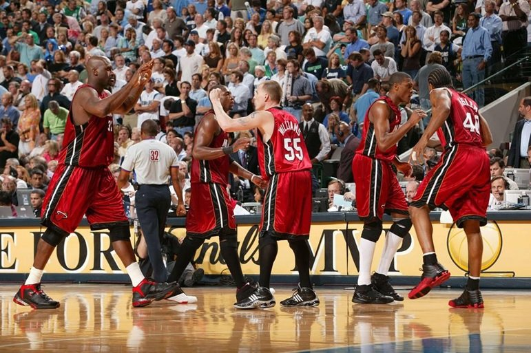 2006 Vs 2012 Dwyane Wade Picks His Favorite Title Winning Miami Heat Team Essentiallysports