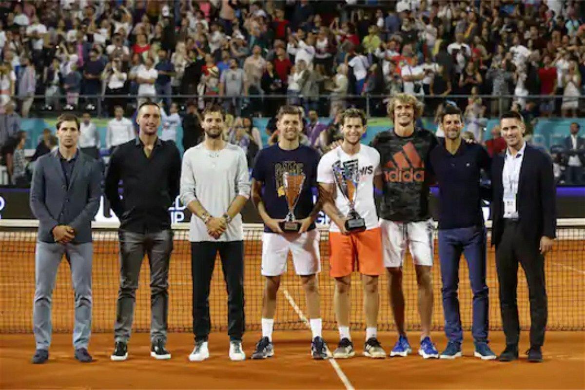 Twitter Rips Into Novak Djokovic As He Tests Covid 19 Positive Essentiallysports