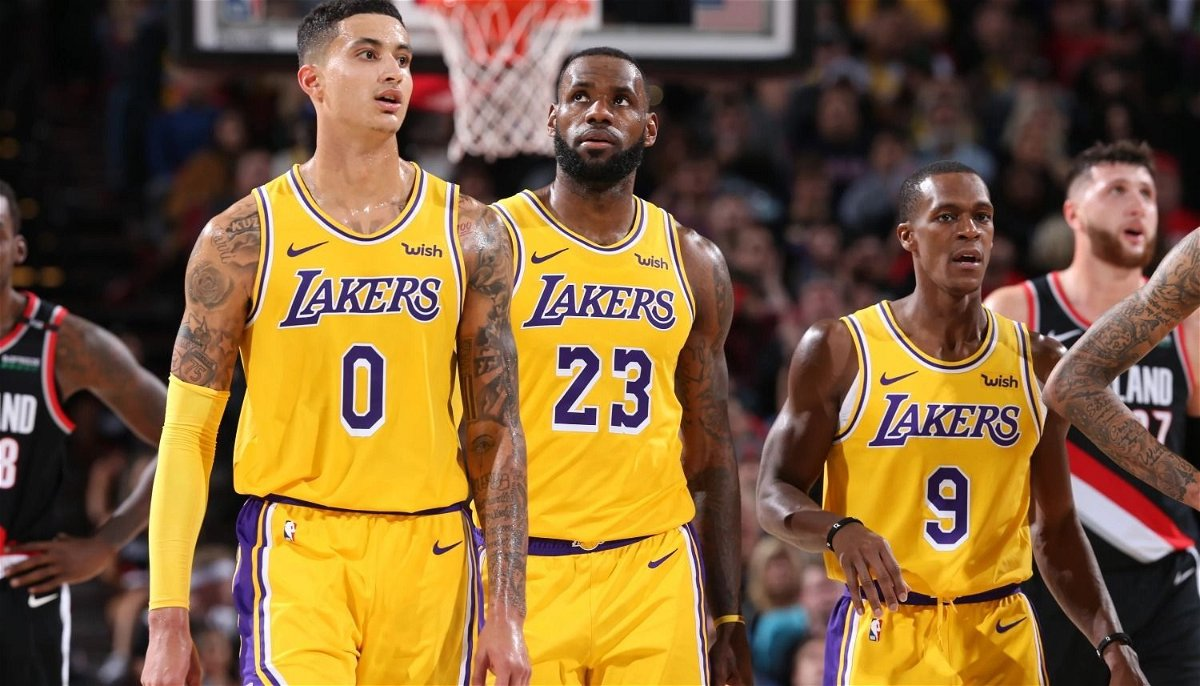 Los Angeles Lakers How Avery Bradley Has Put the Los Angeles Lakers in a Big Problem ...