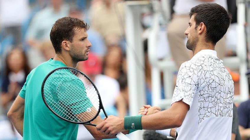 The Event Organizers Are Responsible Grigor Dimitrov S Manager Hits Back At Novak Djokovic S Father Accusations Essentiallysports