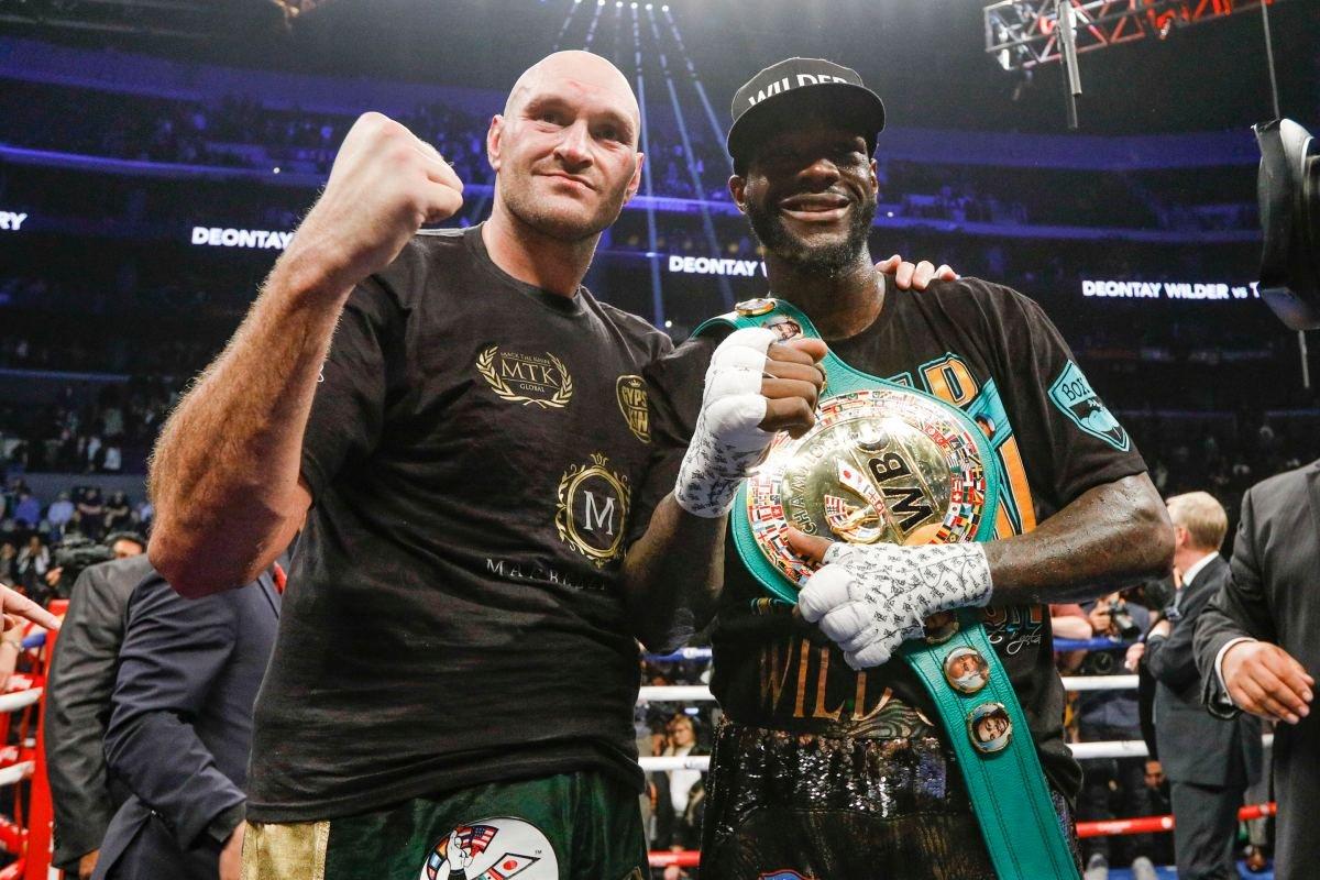 Tyson Fury Shuts Down Deontay Wilder Trilogy Rumors - Essentially Sports