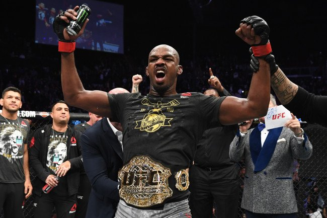 Jon Jones Says He Wants Israel Adesanya Fight in Six Months - EssentiallySports