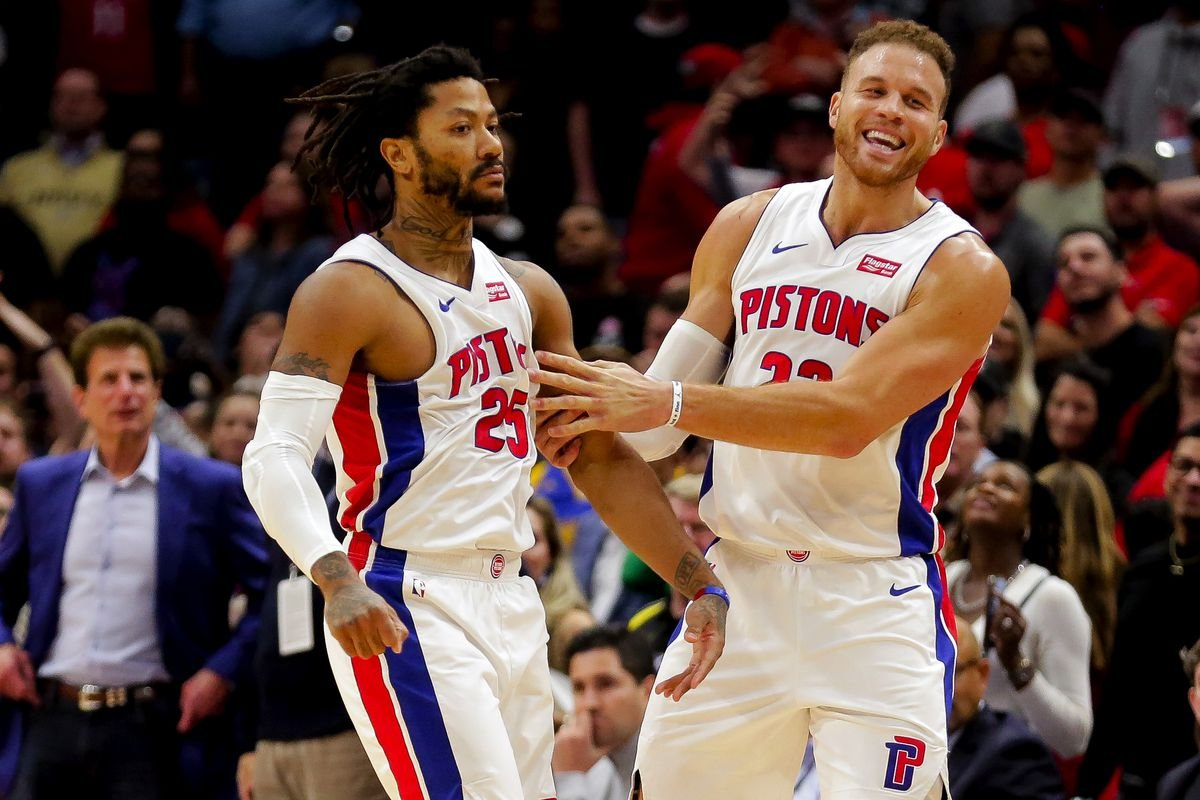 """We're Excited to Help Them Move Forward"""": New Detroit Pistons GM ..."""