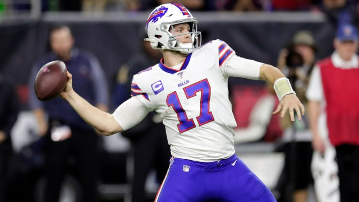 Buffalo Bills QB, Josh Allen