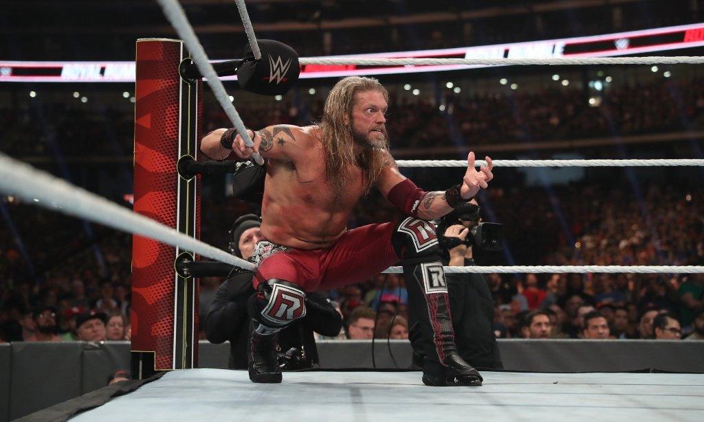 WWE Summerslam 2020: Original Plans For Hall Of Famer Edge 1