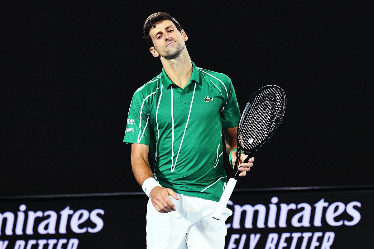 I Hope It Doesn T Get Worse Novak Djokovic Gives Injury Update After Tough Win In Opener Essentiallysports
