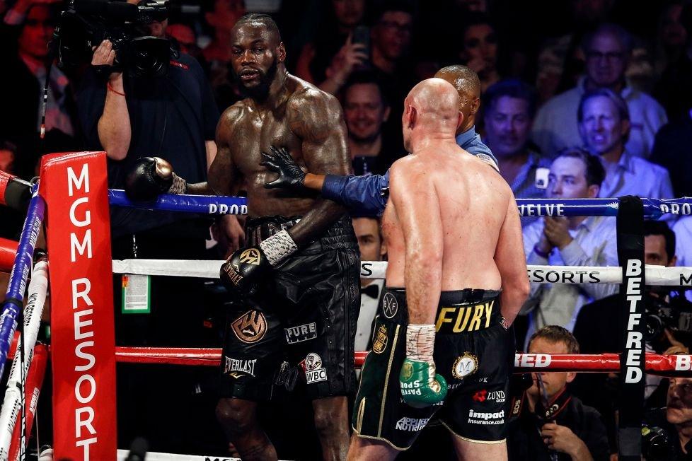 "Tyson Fury Alarms Deontay Wilder – ""Bring Your A+ Game"" - EssentiallySports"