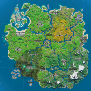 Fortnite Final Stage Of New Map Leaked Essentiallysports