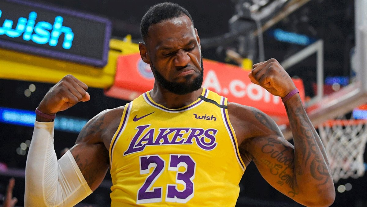 Lakers Star Lebron James Adds Another Accolade to His Magnificent List of Career Achievements - Essentially Sports