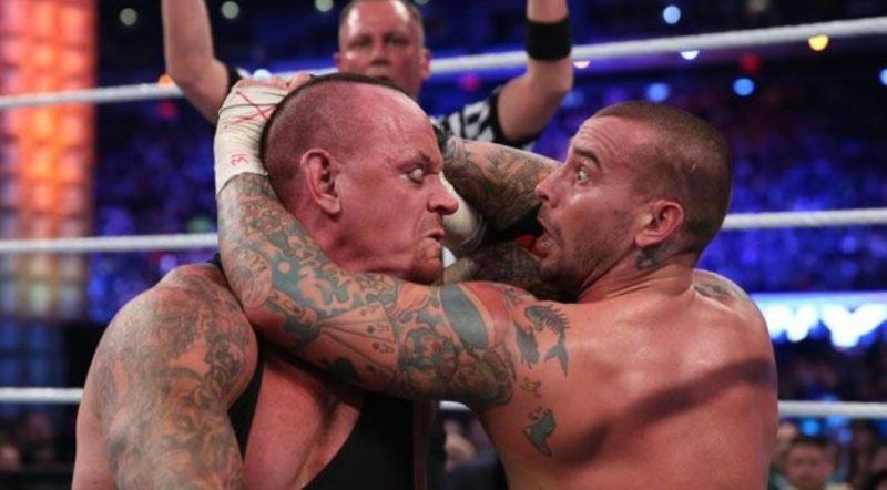 CM Punk Gives Shocking Verdict On The Undertaker's Retirement thumbnail