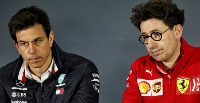 """I Have No Reason to Cheer Mattia Up"": Toto Wolff Not in a Mood to Listen to Ferrari's Complaints After Poor Qualifying Show - Essentially Sports"
