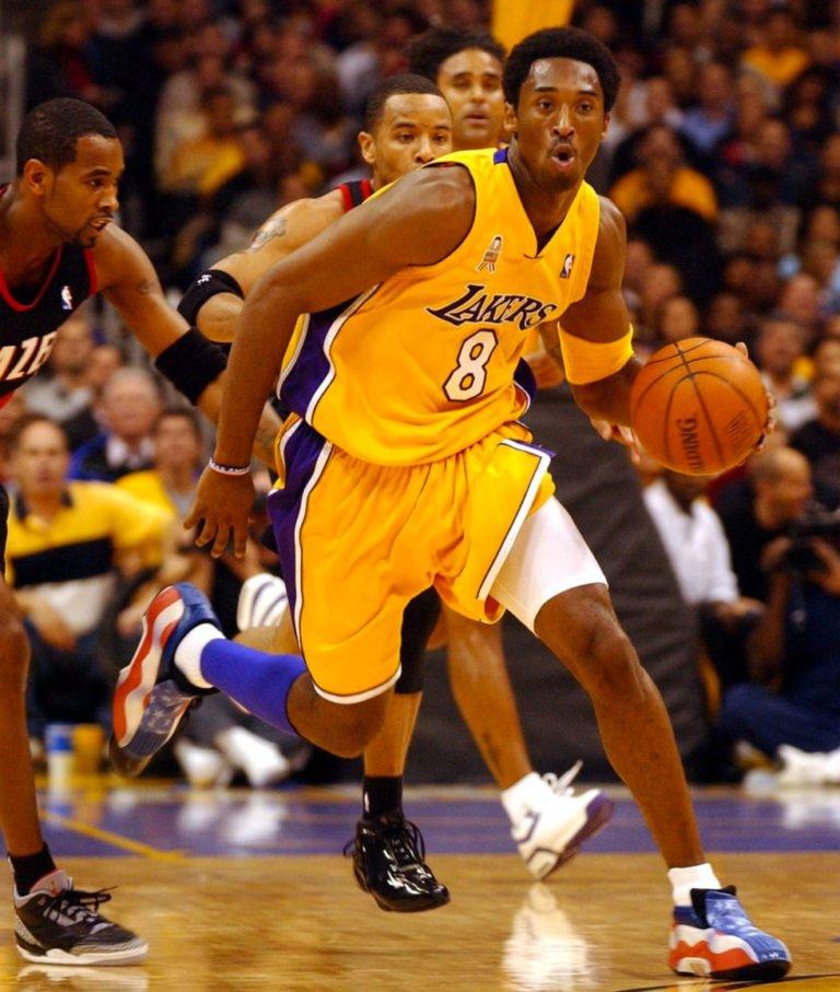 Rare Unreleased Kobe Bryant Sneakers
