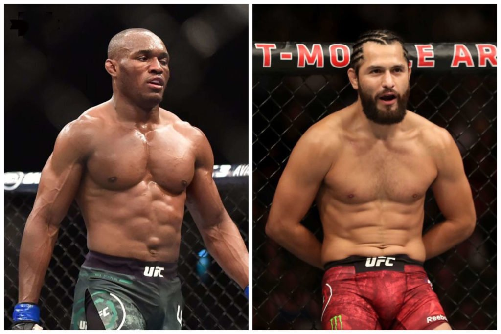 Kamaru Usman vs Jorge Masvidal Will Be Set to Headline UFC 251 ...