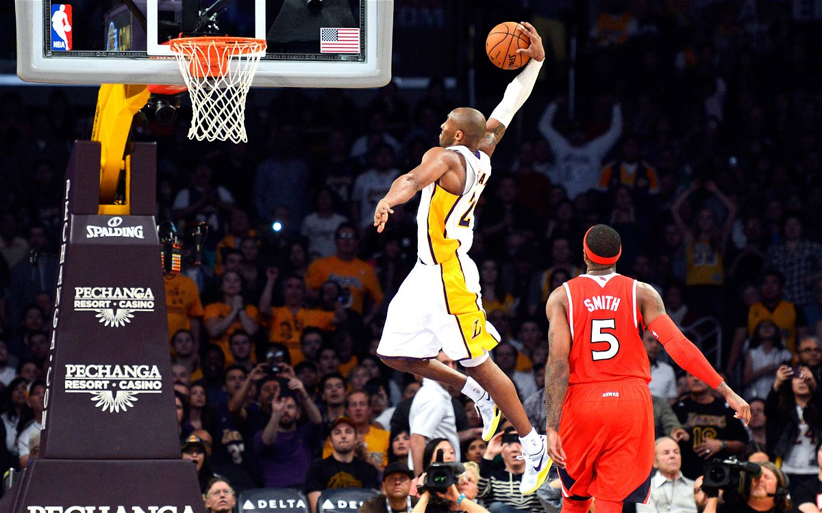 Watch Is This The Most Lethal Poster Dunk By Kobe Bryant Ever Essentiallysports