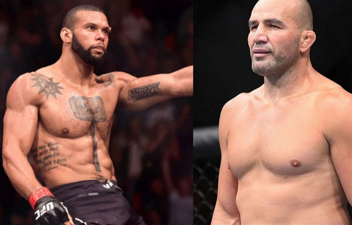 REPORTS: UFC Eyeing Thiago Santos vs Glover Teixeira For September 12 -  EssentiallySports