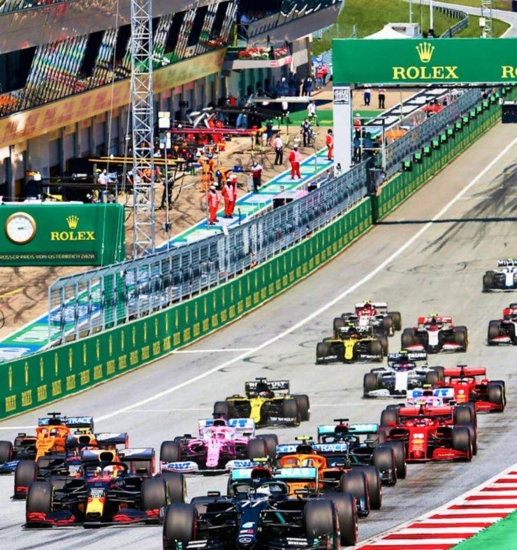F1 Austrian Gp