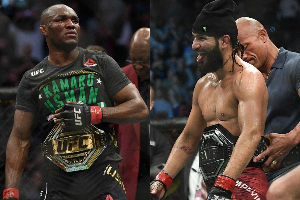 UFC 251 Predictions: Kamaru Usman vs Jorge Masvidal - EssentiallySports