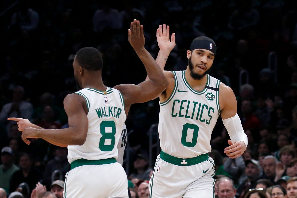 Kemba Walker Reveals That The Boston Celtics Were Not His First Priority In The 2019 Free Agency Essentiallysports
