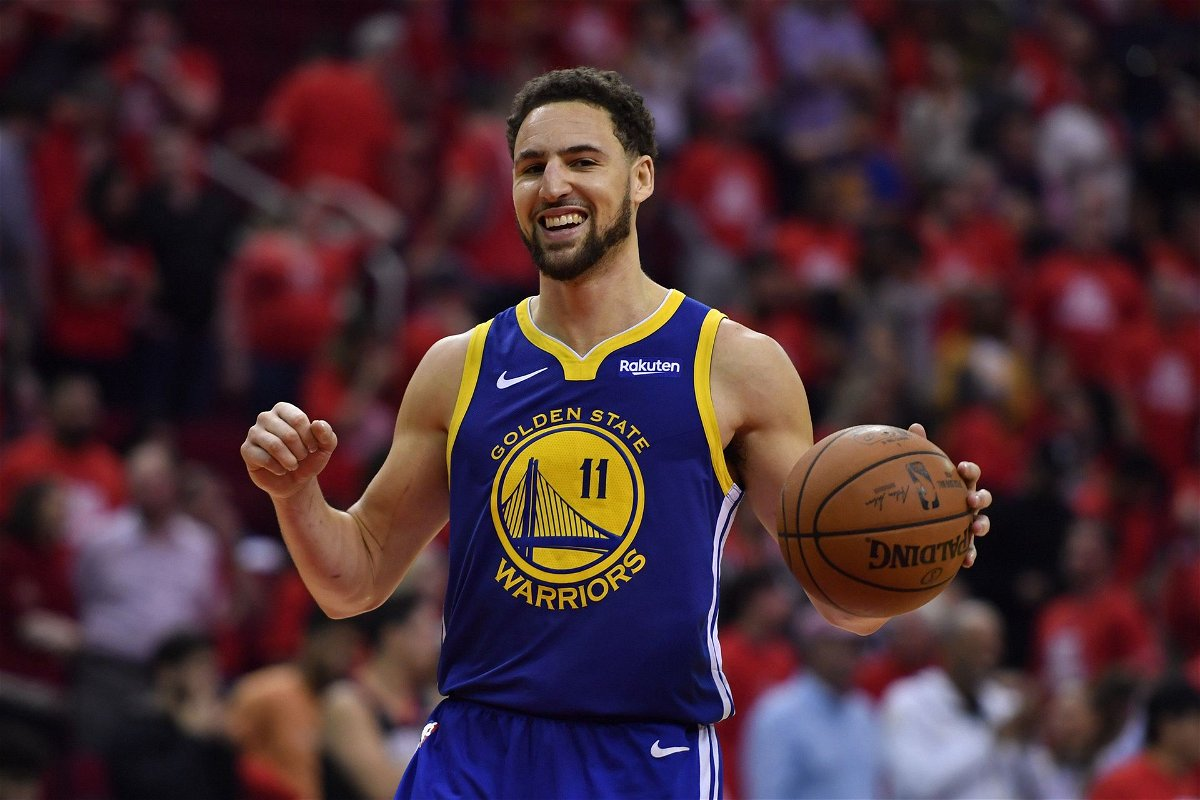 """How Crazy It Looks"": Warriors Youngsters Left Surprised After Watching Klay Thompson in Practice - EssentiallySports"