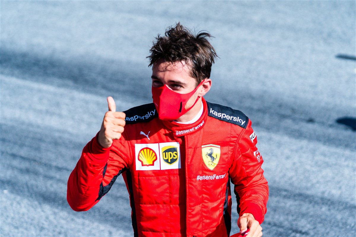 From Bad to Worse : Charles Leclerc Handed Grid Penalty For Qualifying Incident - Essentially Sports