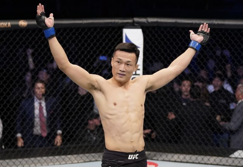 "It Is Shameful That Alexander Volkanovski Is A Champion Of My Weight Class""- Korean Zombie - EssentiallySports"