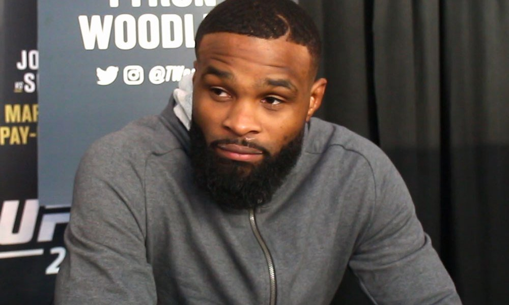 Tyron Woodley Reveals Date Of His Clash Against Colby Covington Essentiallysports