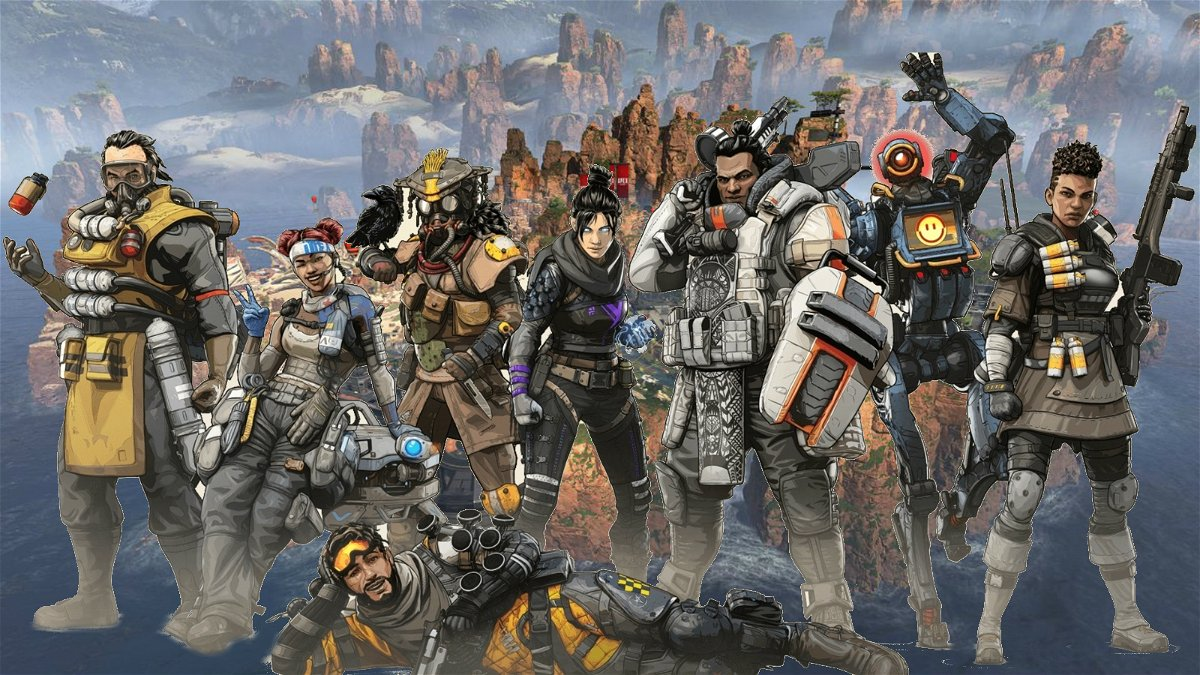 Apex Legends: Final Quest Teases New Character New Map and ...