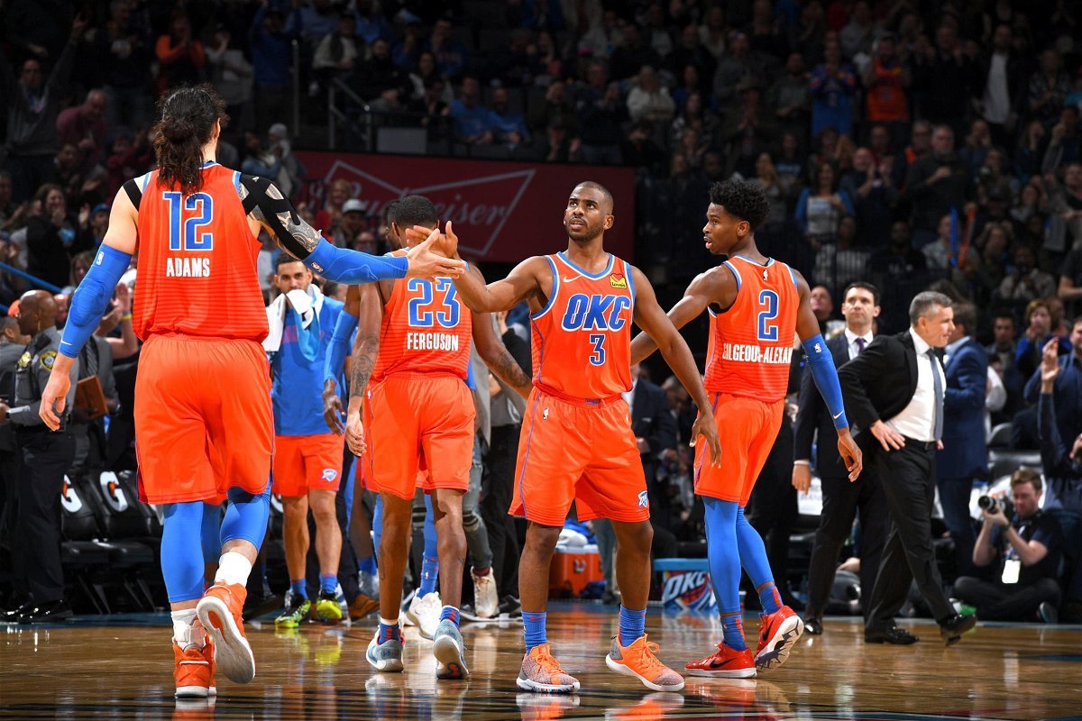 Can Chris Paul's Oklahoma City Thunder Pull Off Some ...