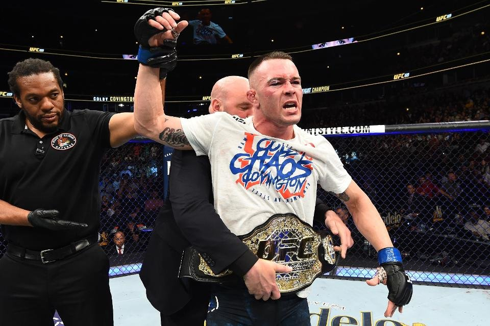 I Ll Be Ready In August Colby Covington Gives An Update On His Next Fight Essentiallysports