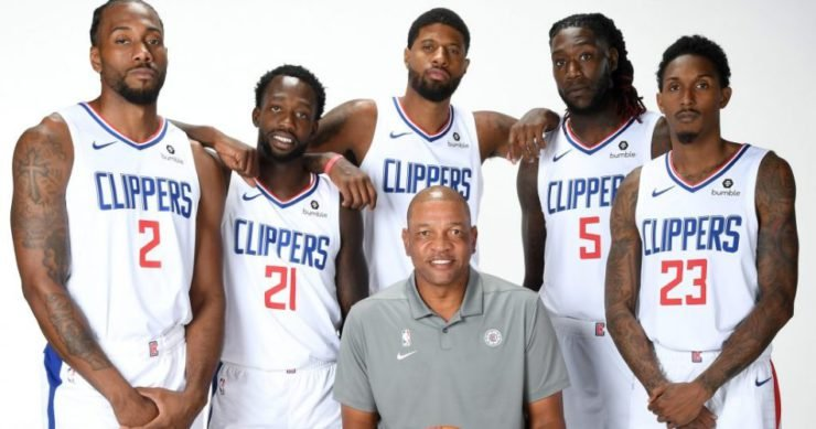 LA Clippers have one of the deepest squads in the bubble.