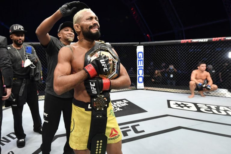 Deiveson Figueiredo wants to fight Henry Cejudo after UFC 256 - MMA INDIA