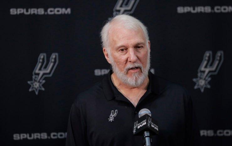 San Antonio Spurs Coach