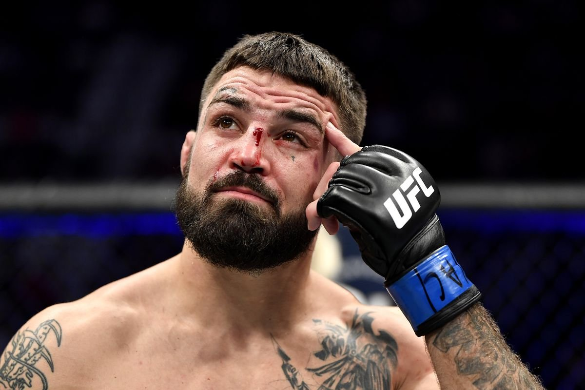 Mike Perry