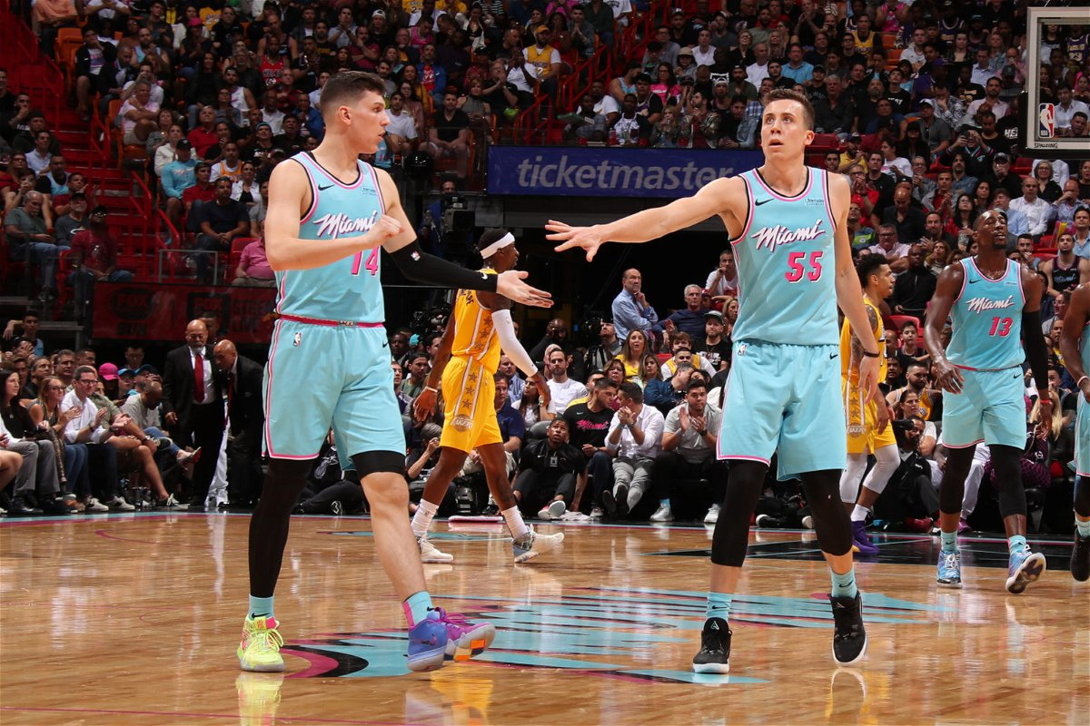 Wary Of What We Were Saying Miami Heat S Duncan Robinson Shares His Peculiar Experience Of Playing Inside Orlando Bubble Essentiallysports