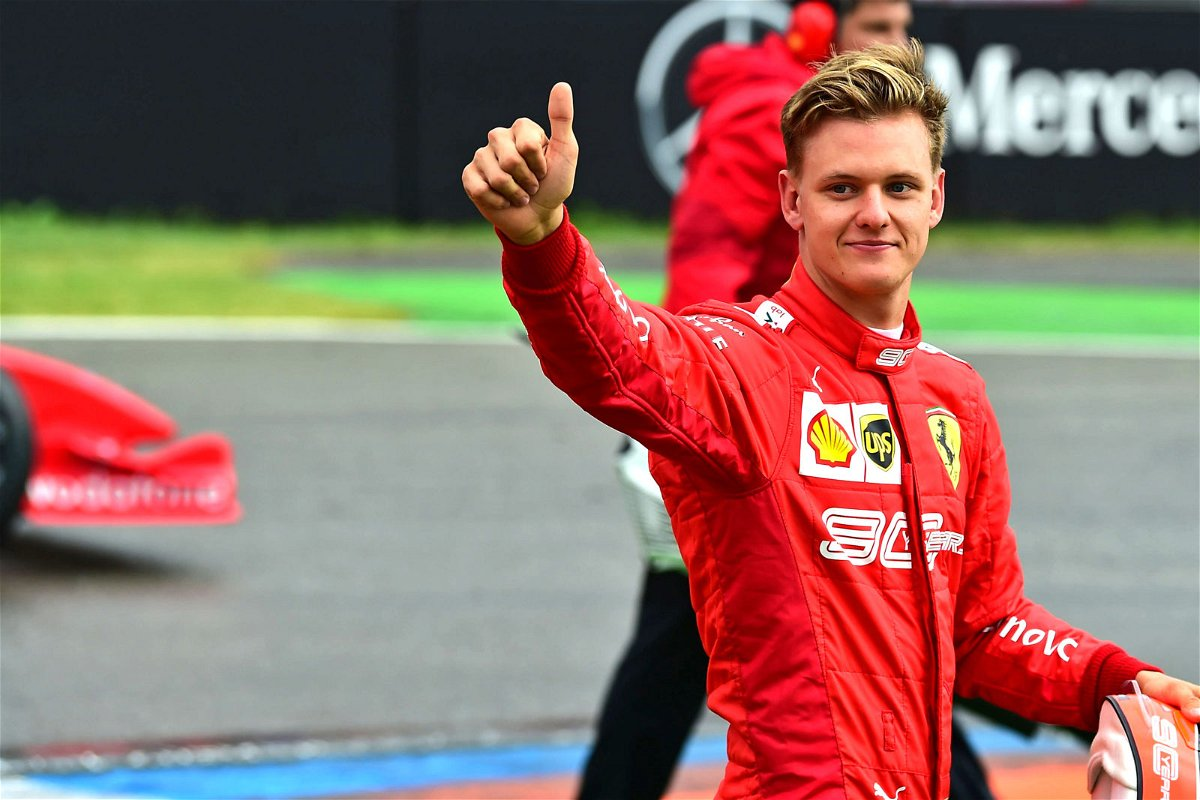 Scuderia Ferrari Keeping a Very Close Eye on Mick Schumacher and his Progress - EssentiallySports