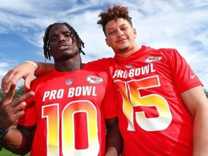 'He Was Trash'- Kansas City Chiefs WR Tyreek Hill Provides His Incredibly Candid First Impression of Patrick Mahomes