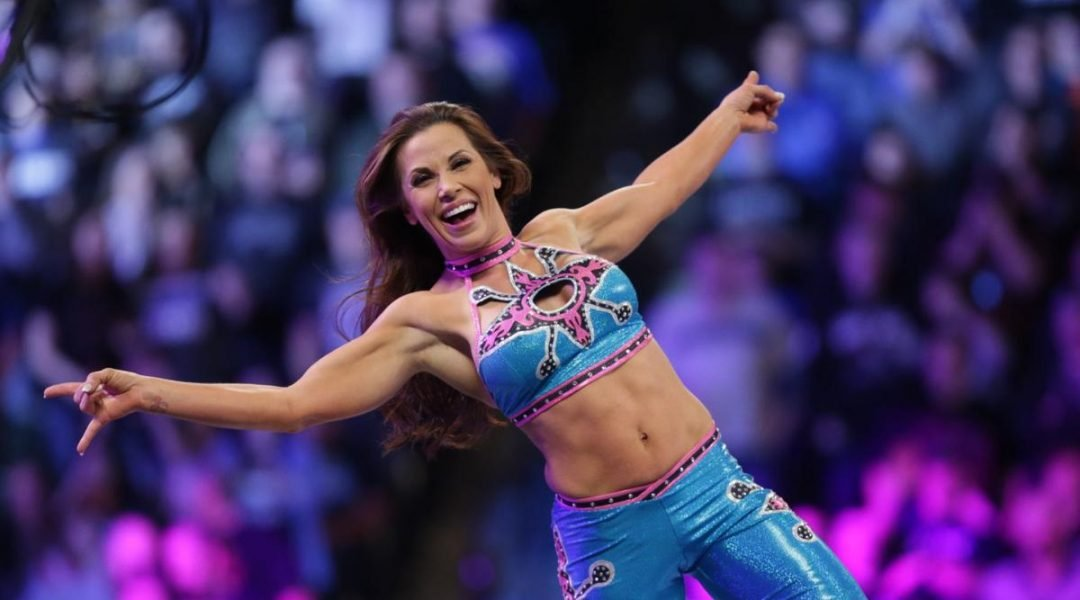 Is Mickie James' WWE Career Finished After Raw Legends Night? 1