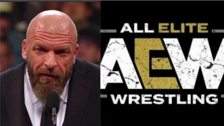 Triple H Reveals if AEW Can Beat WWE - EssentiallySports
