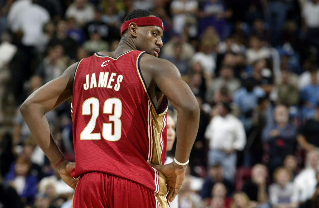 Why Does LeBron James Wear #23 on His