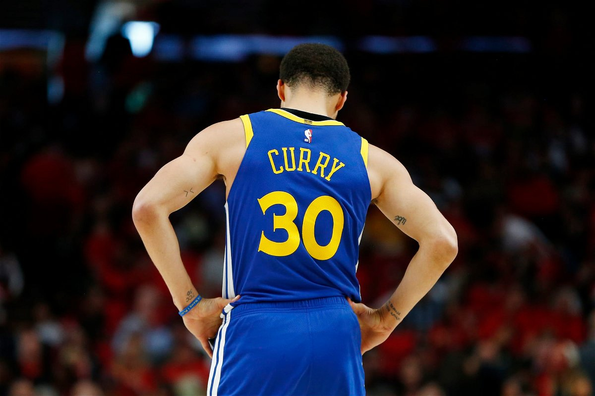Why Does Warriors Steph Curry Wear The 30 Jersey In Nba Essentiallysports