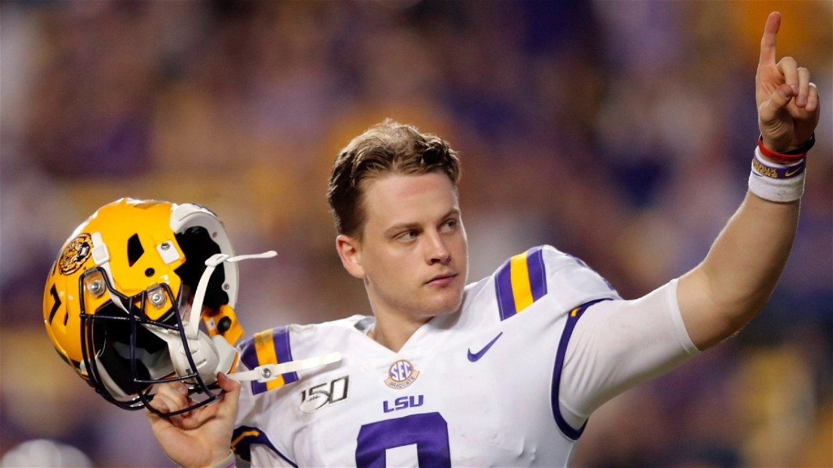 Joe Burrow 2020 Net Worth Salary And Endorsements His published works include assessments of the whig interpretation of history and of historiography generally. joe burrow 2020 net worth salary and