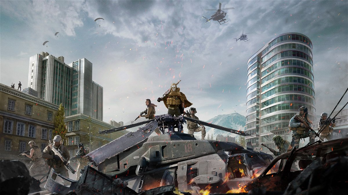 Call Of Duty Warzone Here S Your Chance To Name The Stadium In Verdansk Essentiallysports