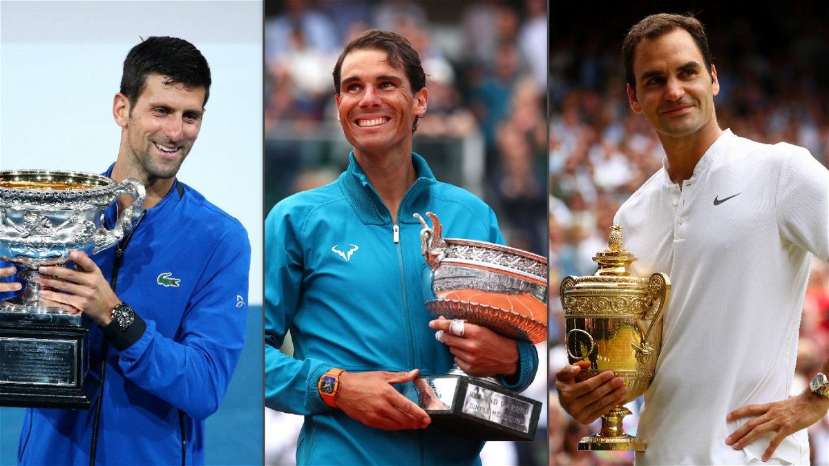 Someone Will Surpass Novak Roger Me Rafael Nadal Confident Records Of Big 3 Will Be Broken Essentiallysports