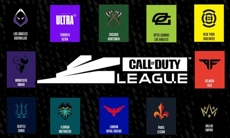 Call Of Duty League Atlanta To Los Angeles Standings Before Playoffs Essentiallysports