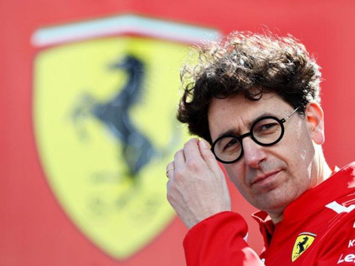 Ferrari F1 Team Principal Mattia Binotto Confirms Major Role Change Within the Team - Essentially Sports