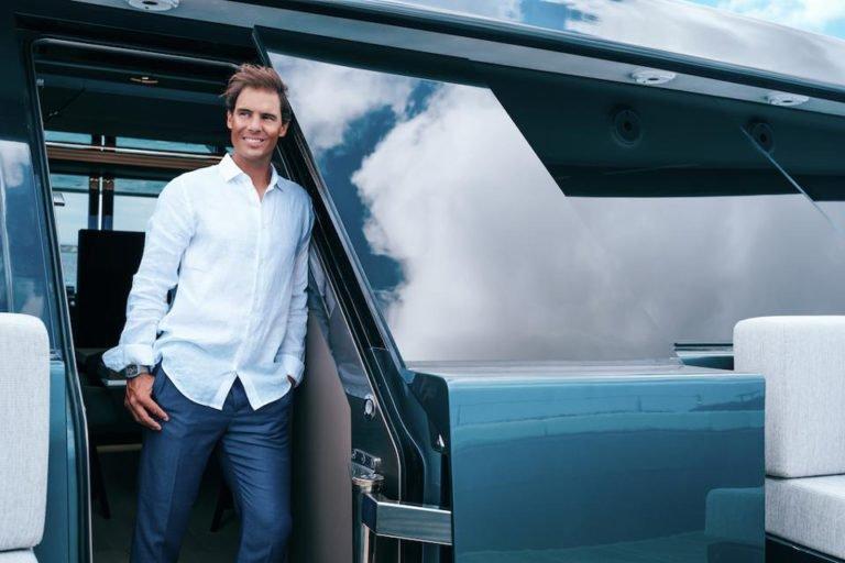 Rafael Nadal Reveals Specialties Of His New Custom Yacht Essentiallysports