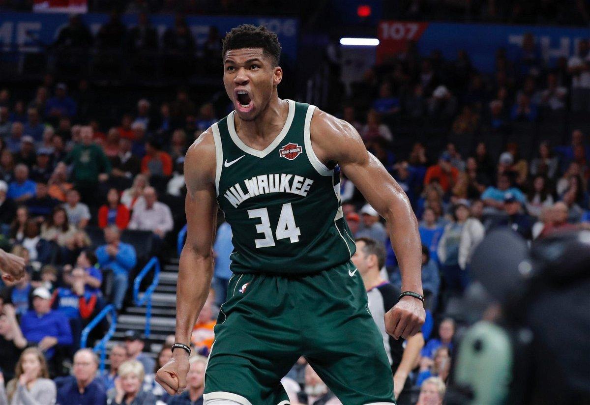 Giannis Antetokounmpo gana el MVP de la NBA por segundo año al hilo e iguala marca de Michael Jordan y Hakeem Olajuwon