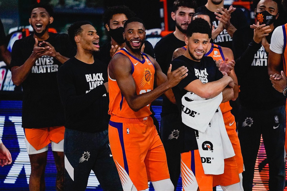 Kobe傳人率隊五連勝,復賽場均砍下29+6,太陽瘋狂衝擊西區第八!(影)-黑特籃球-NBA新聞影音圖片分享社區