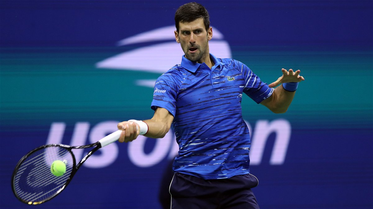 Novak Djokovic Admits Not Being Afraid Of Playing In A Risky Situation At Us Open 2020 Essentiallysports