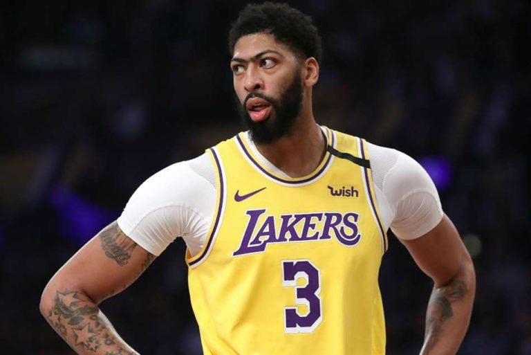 "Anthony Davis Has Not Proven to Me"": NBA Hall of Famer Throws ..."